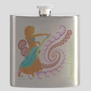 Sword Dancer Flask