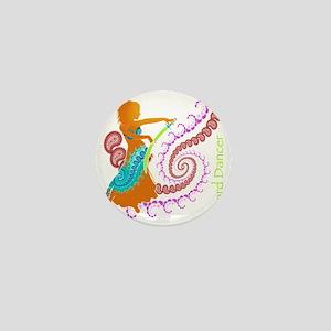Sword Dancer Mini Button