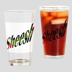 Sheesh! Drinking Glass