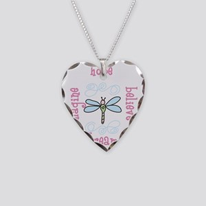 Imagine Necklace Heart Charm