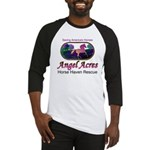 Angel Acres Horse Haven Rescue Baseball Jersey