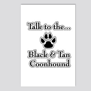 Coonhound Talk Postcards (Package of 8)