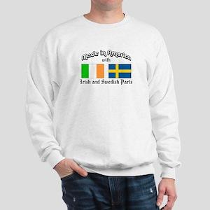 Irish-Swedish Sweatshirt
