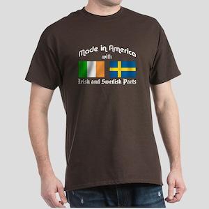 Irish-Swedish Dark T-Shirt