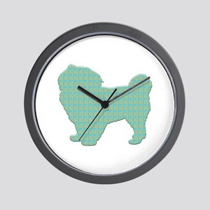 Paisley Tibbie Wall Clock