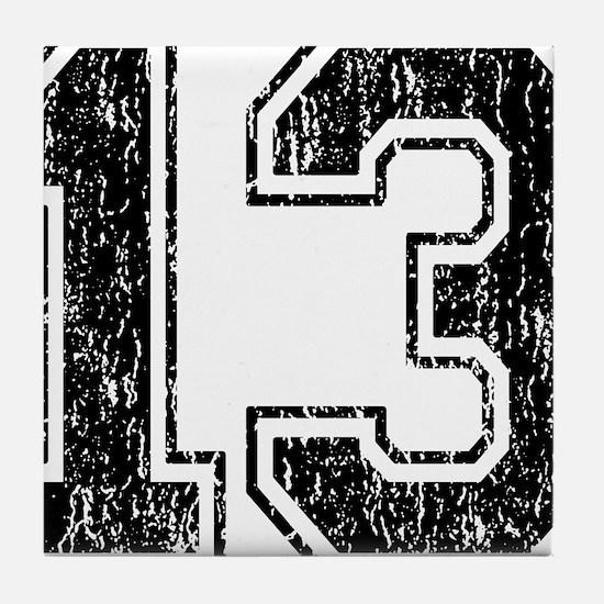 Retro 13 Tile Coaster