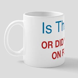 Anti Romney Mug