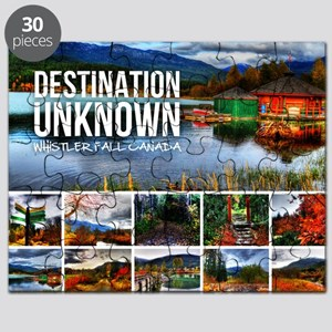 Whistler Cal Puzzle