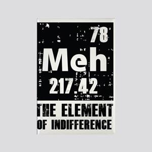 Indifference Rectangle Magnet