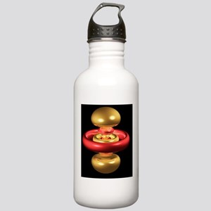5dz2 electron orbital Stainless Water Bottle 1.0L