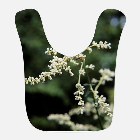 Artemisia flowers Bib