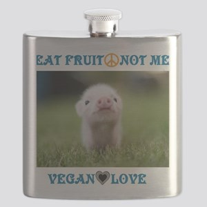 Vegan Love Flask