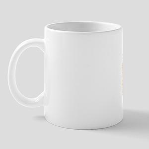 Basal ganglia, artwork Mug