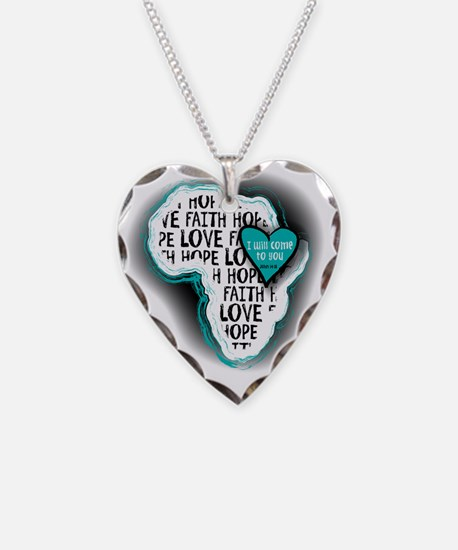 I will come to you Necklace