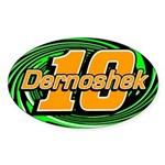 Logan Dernoshek Name/Number Sticker