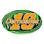 Logan Dernoshek Name/Number Sticker