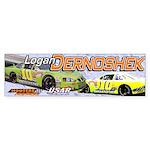 Logan Dernoshek Bumper Sticker