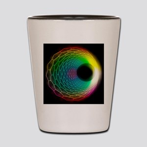 Carbon nanotube Shot Glass