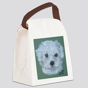 Malti-Poo Canvas Lunch Bag