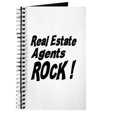 Real Estate Agents Rock ! Journal