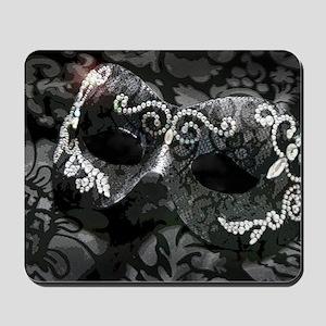 Dazzling Midnight Masquerade Mousepad