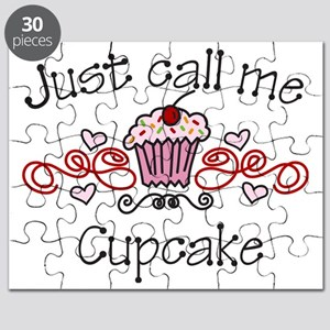 Just Call Me Cupcake Puzzle