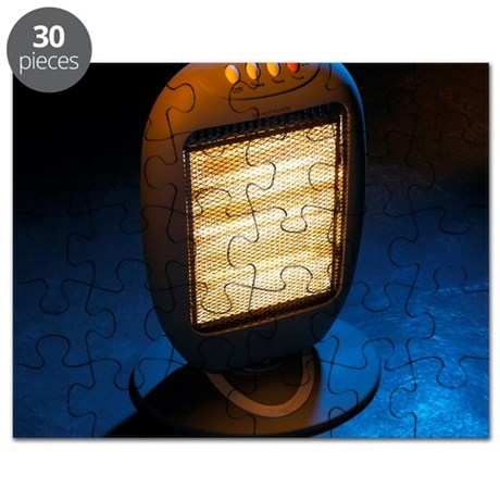 Electric heater Puzzle