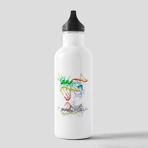 GAGA transcription fac Stainless Water Bottle 1.0L