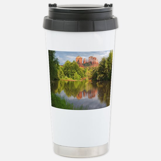 Red Rock Crossing, Sedo Stainless Steel Travel Mug