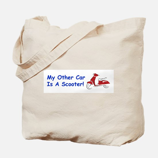 My Other Car Tote Bag