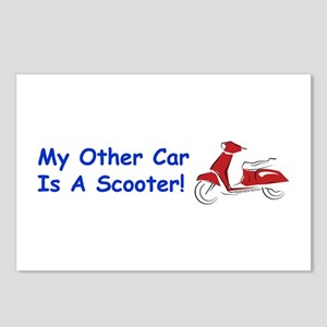 My Other Car Postcards (Package of 8)