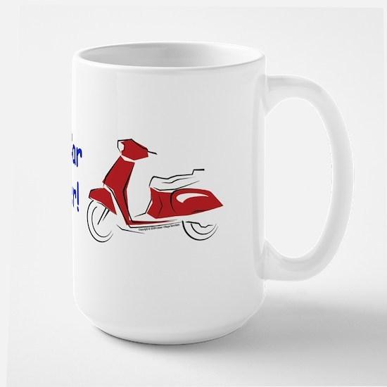 My Other Car Large Mug