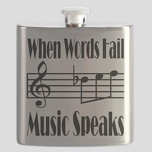 Music Speaks Flask