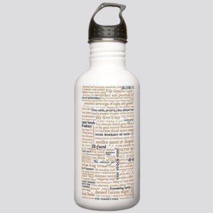 Shakespeare Quotes Stainless Water Bottle 1.0L
