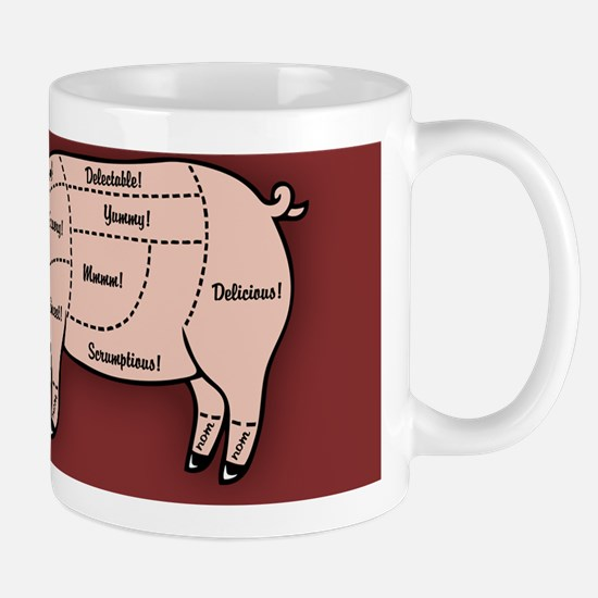 pig-cuts2-CRD Mug