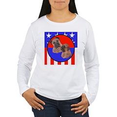Bull Mastiff Mom & Puppy T-Shirt