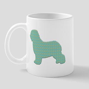 Paisley Schapendoes Mug