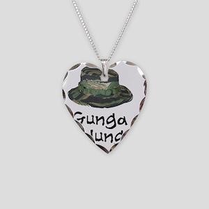 Caddyshack Gunga Galunga Necklace Heart Charm