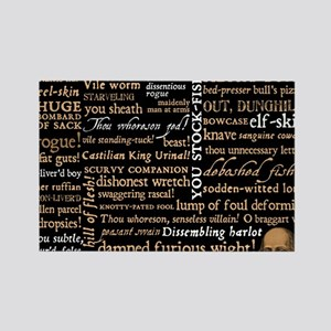 Shakespeare Quotes Rectangle Magnet