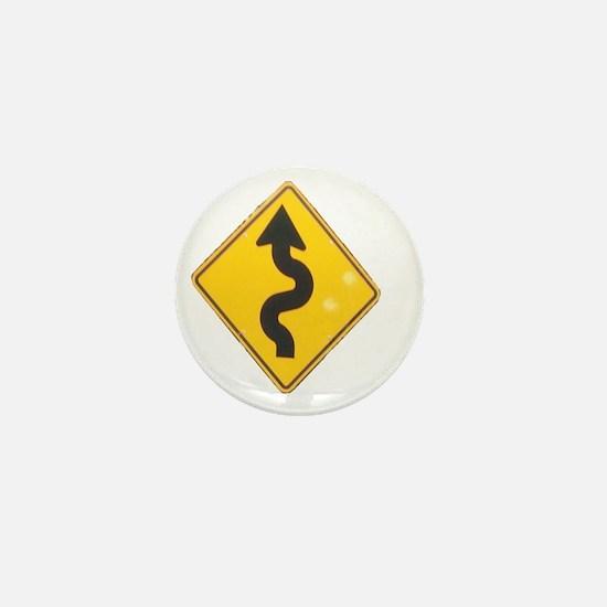 to hana sign Mini Button