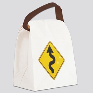to hana sign Canvas Lunch Bag