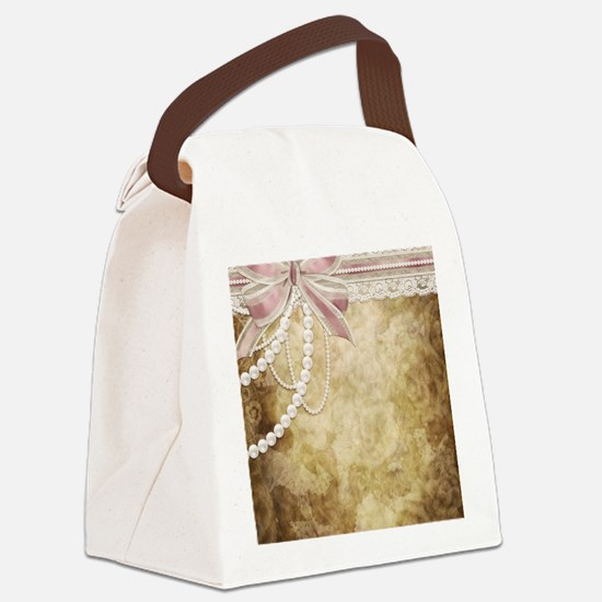 a Canvas Lunch Bag