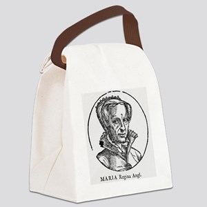 Mary I, Queen of England and Irel Canvas Lunch Bag