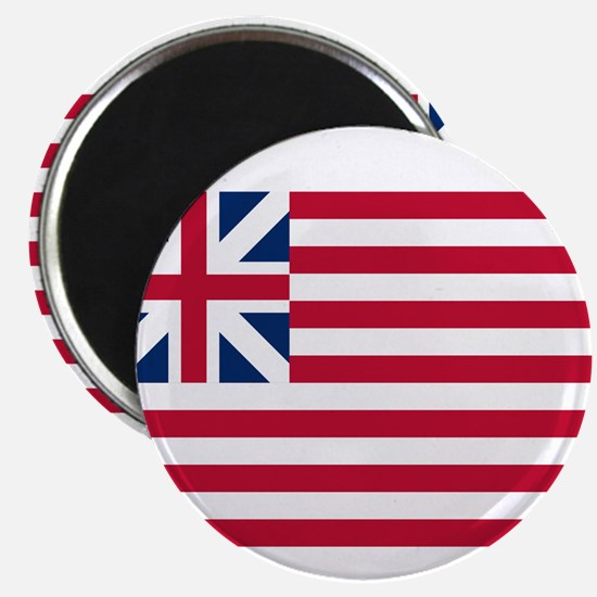 Grand Union Flag Magnet