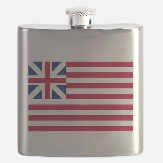 Grand Union Flag Flask