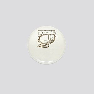 Football Mom Mini Button