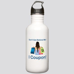 I COUPON! Stainless Water Bottle 1.0L