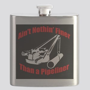 Aint Nothin Finer Flask