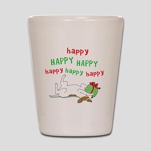 happyjrtCP Shot Glass