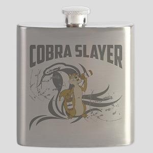 Cobra Slayer Flask